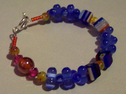 Blue Funk by Stephanie Faith / for sale on Ebay...just click the picture link
