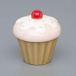 Cup cake sugar bowl by Debenhams