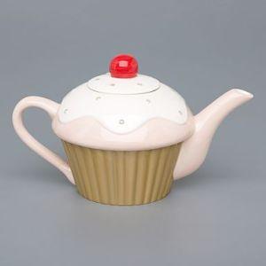 Cup cake teapot by Debenhams