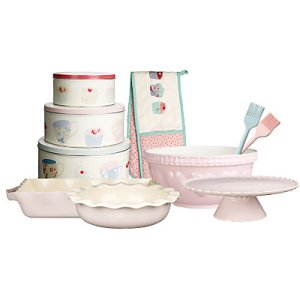 Cup cake range from John Lewis