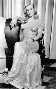 1940's Hollywood Star Veronica Lake