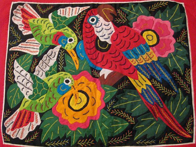 Panama Folk Art Designs
